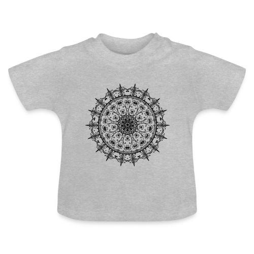 CircularOrnament25-800px - Maglietta per neonato