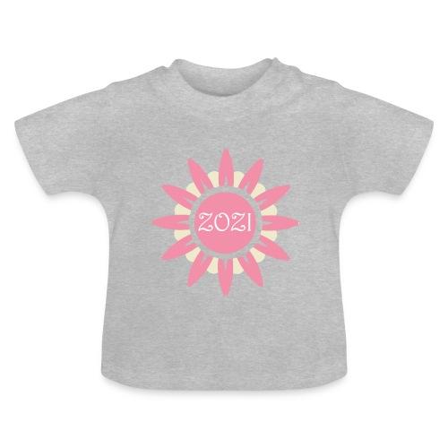 Zozi_Flower - Baby-T-shirt