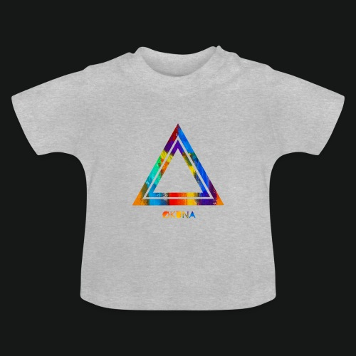 ØKUNA - Tee shirt logo - T-shirt Bébé