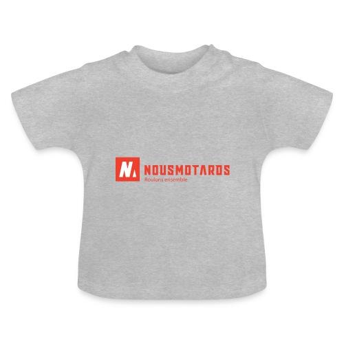 NMKEY - T-shirt Bébé