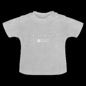 Love Las Canteras beach - Camiseta bebé