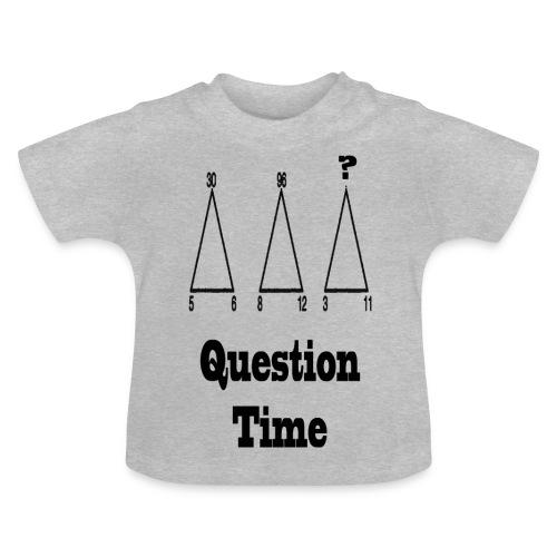 1 - Maglietta per neonato