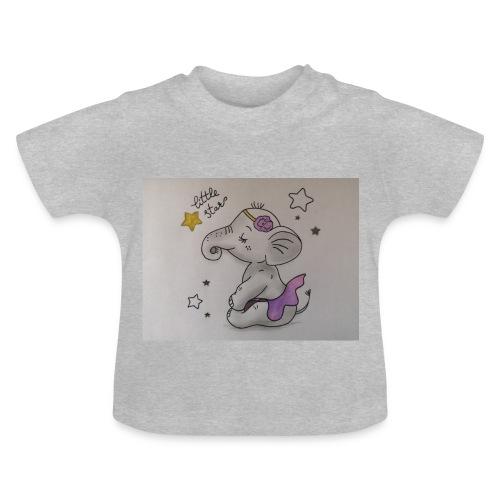 Animaux rigolos pour un Body Bio personnalisé - T-shirt Bébé