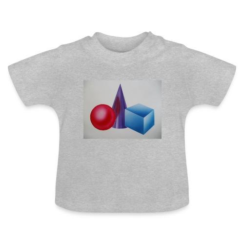 P1270003 Bausteine - Baby T-Shirt