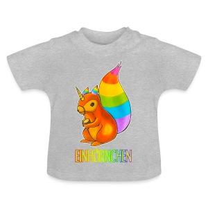 Einhörnchen - Baby T-Shirt