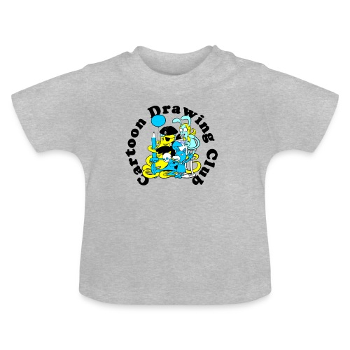 Cartoon Drawing Club - Baby T-Shirt