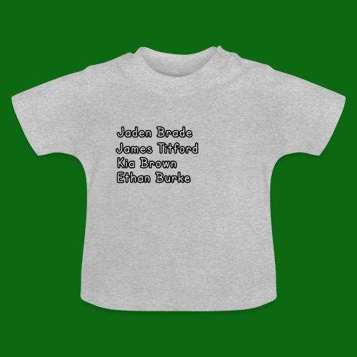 Glog names - Baby T-Shirt