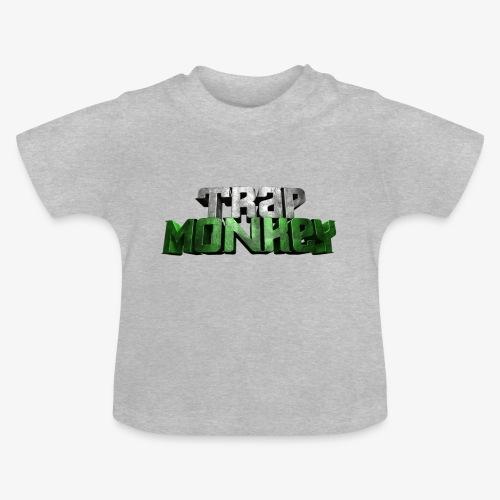 Trap Monkey 2 - T-shirt Bébé
