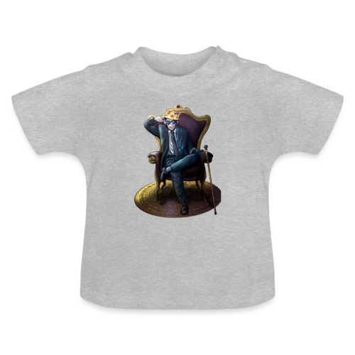 Bitcoin Monkey King - Gamma Edition - Baby T-Shirt