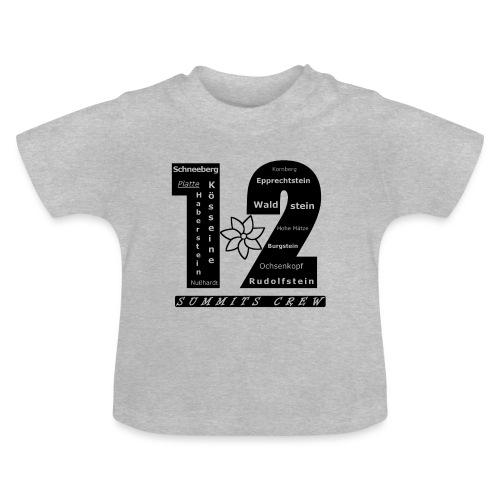 12SC Gipfel - Baby T-Shirt