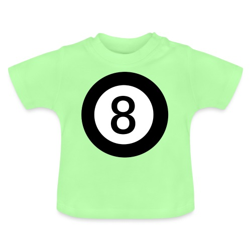 Black 8 - Baby T-Shirt