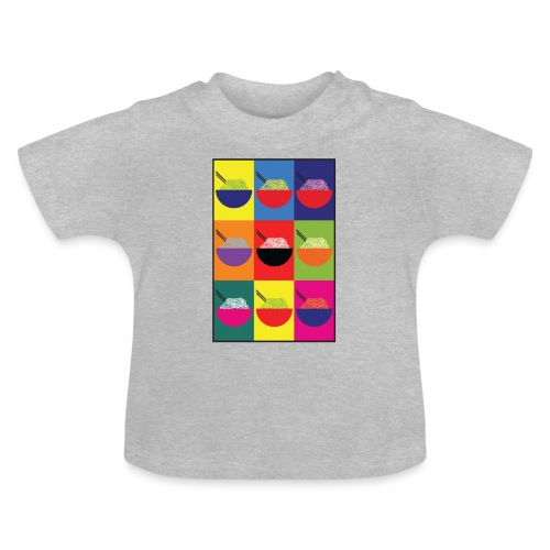 Pop Pho Art - T-shirt Bébé