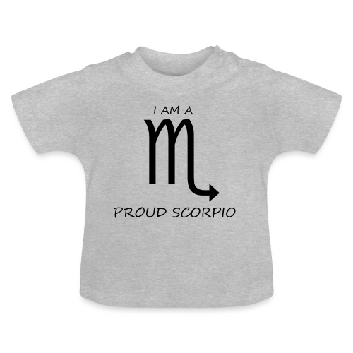 SCORPIO - Baby T-Shirt
