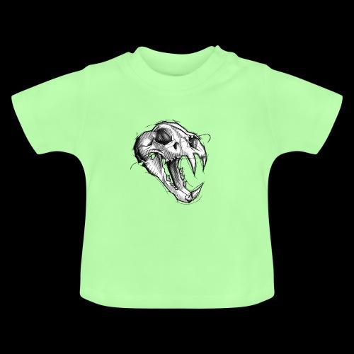 Teschio Tigre - Maglietta per neonato