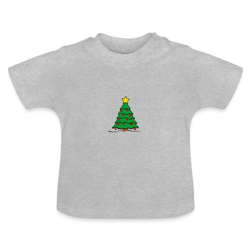 Christmas-Tree - Baby T-Shirt