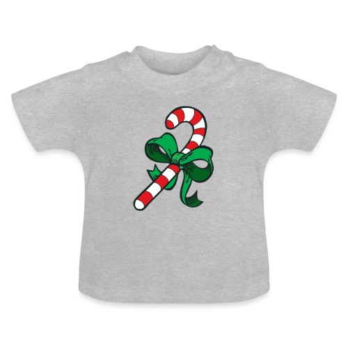 candy Cane - Baby T-Shirt
