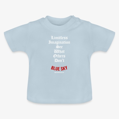 Limitless Imagination Wit - Baby T-shirt