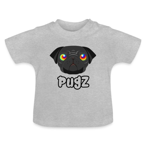 PugZ - Baby-T-shirt