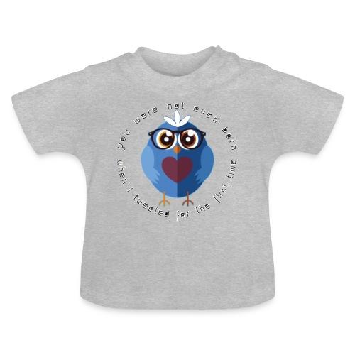twitter - Baby T-Shirt