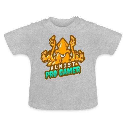 Almost pro gamer YELLOW - Maglietta per neonato