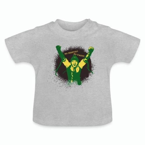 No Nespolo No Party - Maglietta per neonato