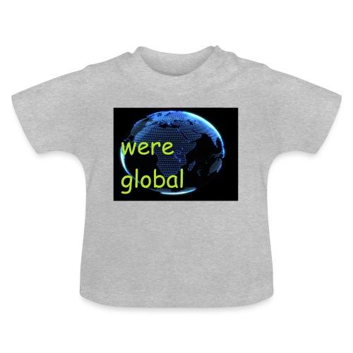 Were Global - Vauvan t-paita
