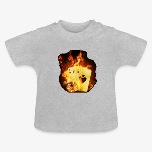 Flamme THE TEXAS HOLDEM - Baby T-Shirt