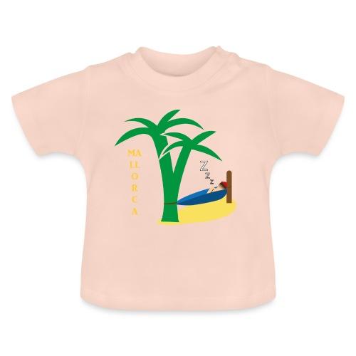 Mallorca - Urlaub unter Palmen - Baby T-Shirt