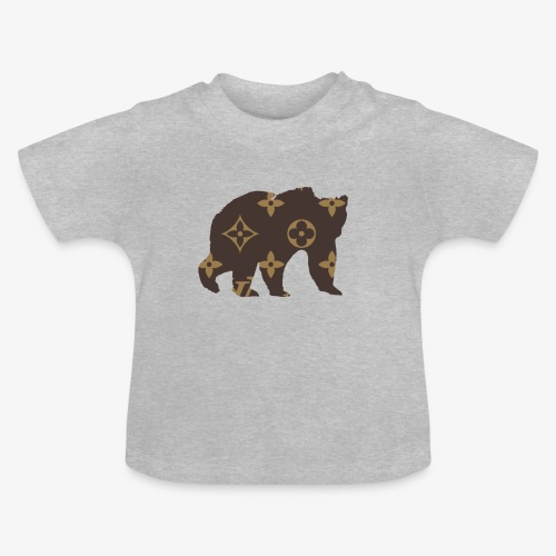 alouci x lv - Baby-T-shirt