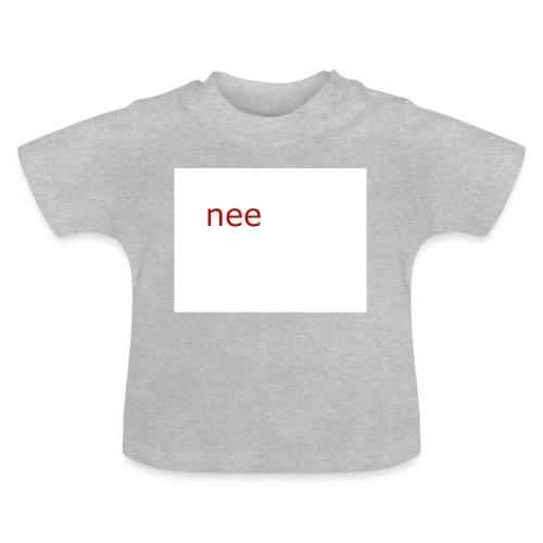nee t-shirts - Baby T-shirt