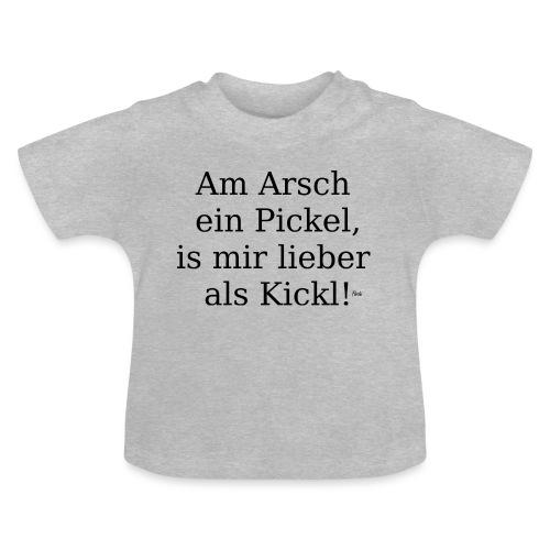 arschpickel - Baby T-Shirt