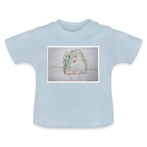Monsteri - Vauvan t-paita