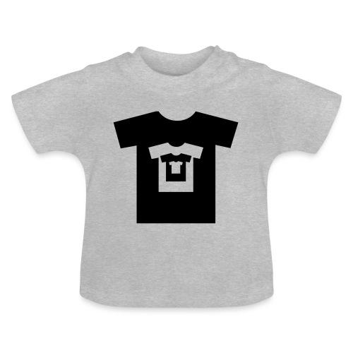 t-shirt récursif - T-shirt Bébé