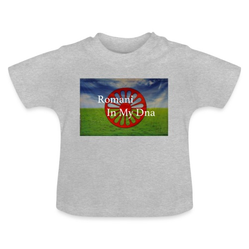 flagromaniinmydna - Baby-T-shirt