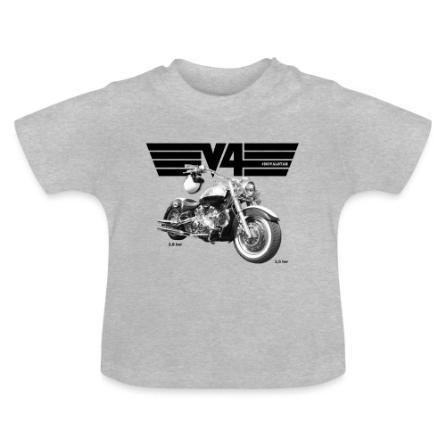 Royal Star Chopper WINGS 2 - Baby T-Shirt