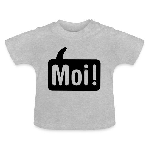 hoi shirt front - Baby T-shirt