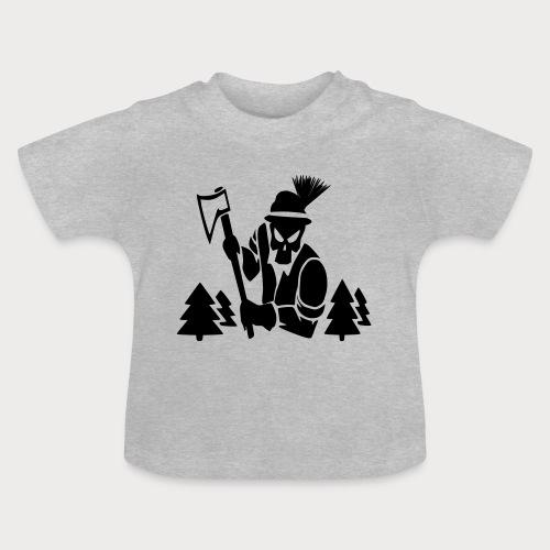 Holzfäller - Baby T-Shirt
