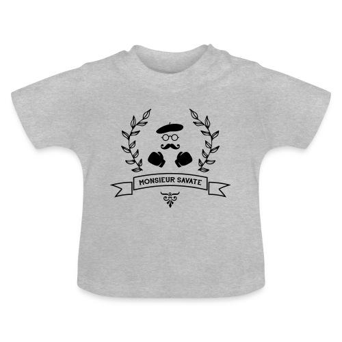 Monsieur Savate logo1 - T-shirt Bébé