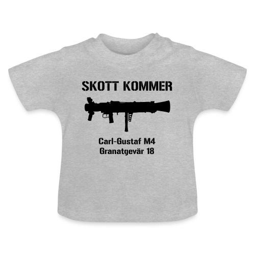 Skott Kommer CGM4 - Baby-T-shirt