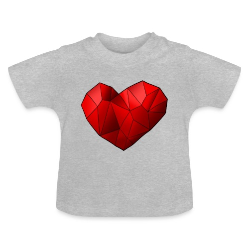 Heartart - Baby T-Shirt