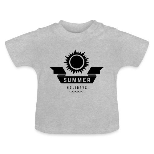Summer holidays - Vauvan t-paita