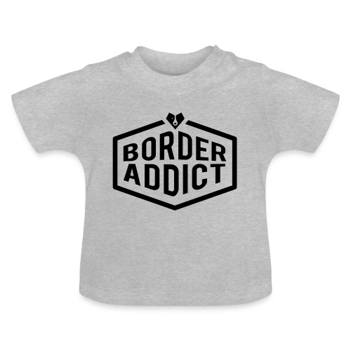 Border Addict - T-shirt Bébé