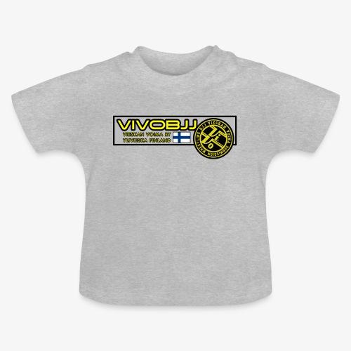 ViVoBJJ Patch - Vauvan t-paita
