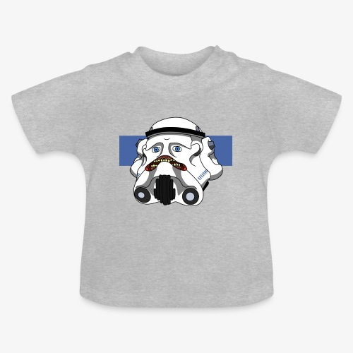 The Look of Concern - Baby T-Shirt