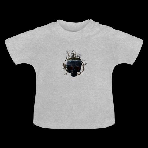 Tête de mort île - T-shirt Bébé