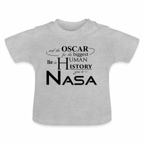 Flat Earth Nasa - Baby T-Shirt