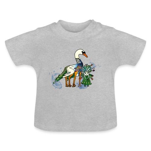 Energiewesen Tesalor - Baby T-Shirt