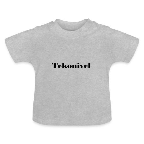 Tekonivel - Vauvan t-paita