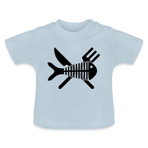 Poisson couvert - T-shirt Bébé