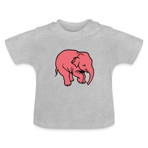 DT olifant - Baby T-shirt